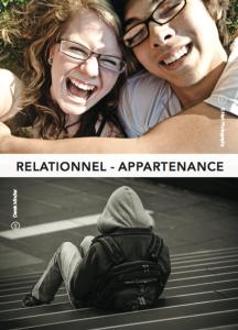 carte relationnel appartenance