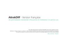 AttrakDiff version française_Lallemand_2015