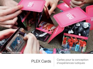 UX Mind plex cards
