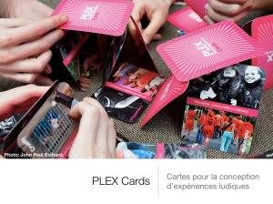 UX Mind plex cards