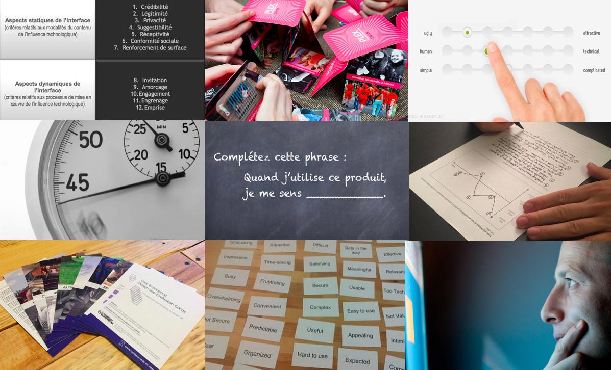 Votre toolkit UX en français