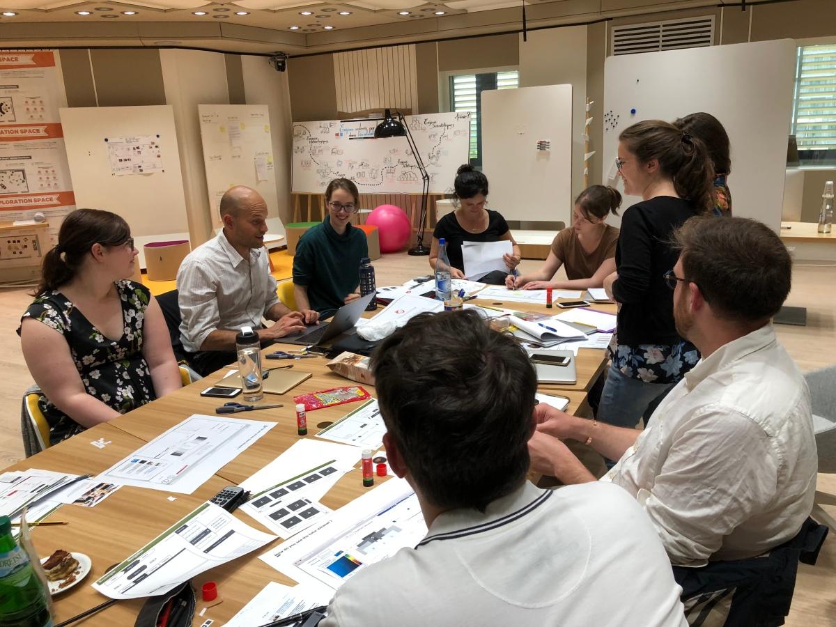 Inspirez vos équipes UX - les brainstorming days